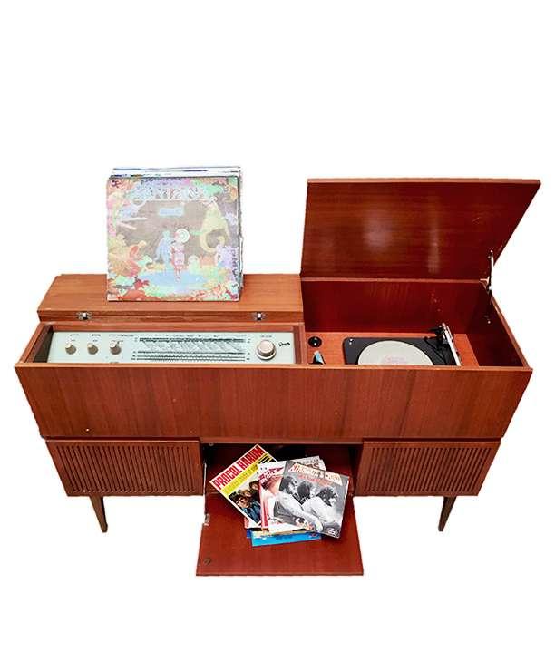 univintage64-meuble radio
