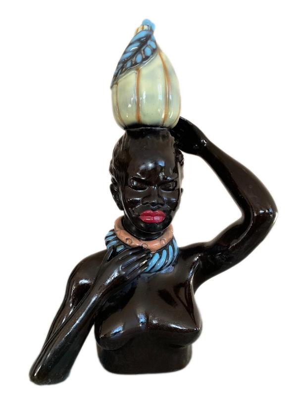 unikvintage64-buste céramique