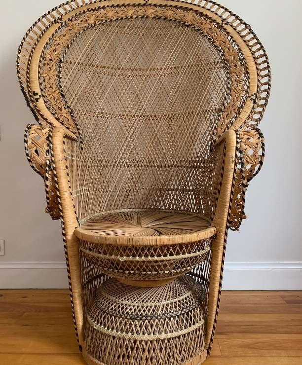 unikvintage64-fauteuil pomaré