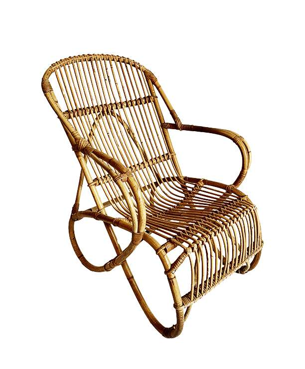 unikvintage64-fauteuil rotin