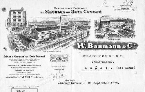 unikvintage64-manufacture Baumann