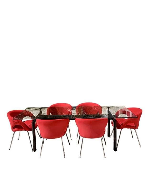 unikvintage64-table le Corbusier