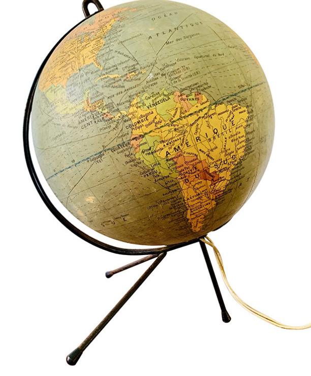 unikvintage64-mappe monde