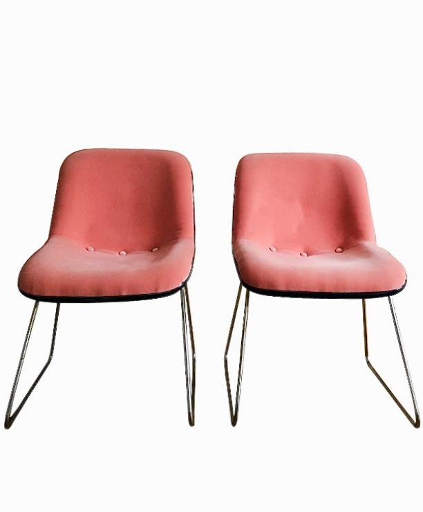 unikvintage64-paire de fauteuil
