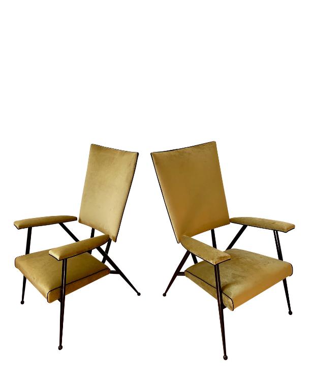 unikvintage64-fauteuil fifties